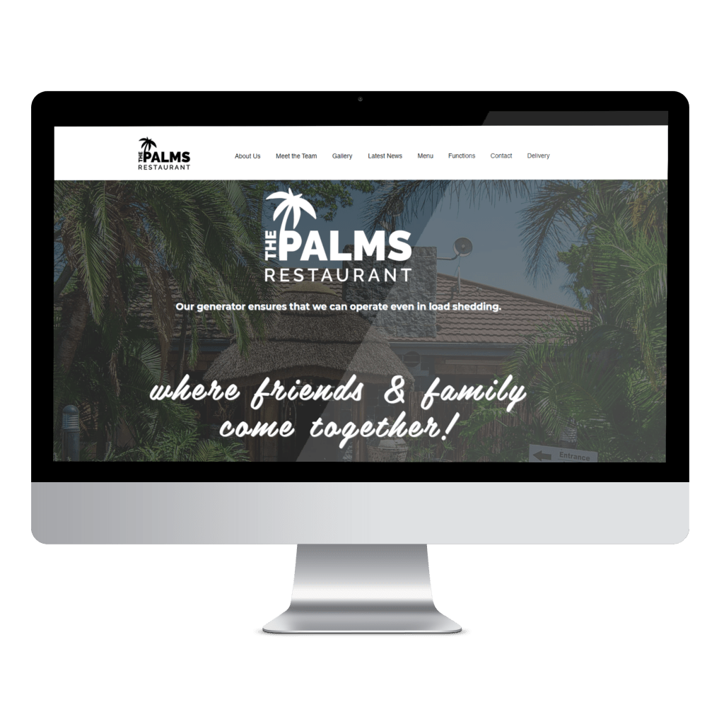 Palms Website